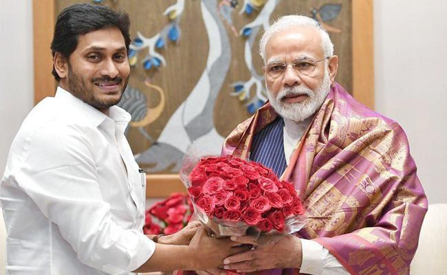 AP CM YS Jagan Delhi Tour Super Success - Sakshi