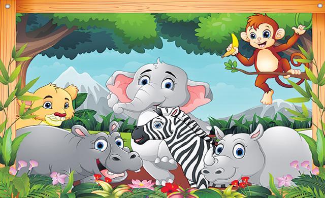 Monkey Helps Rabbit Kids Story - Sakshi