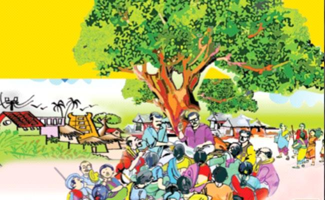 Sarpanch Have Power In East Godavari - Sakshi