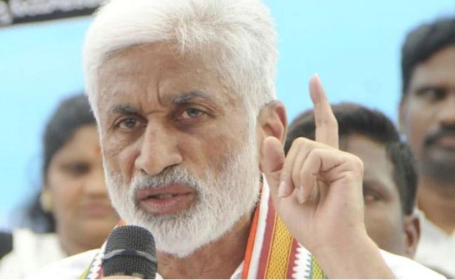 Vijay Sai Reddy Slams Chandrababu Naidu - Sakshi