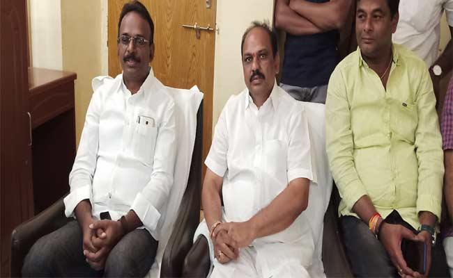They Change Witnesses Says AP Welfare Minister - Sakshi