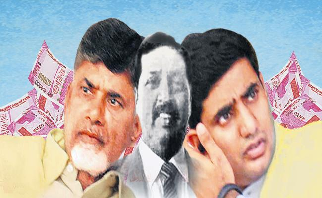 All are Shocking On  TDP Leaders Arguments Over Income Tax Raids - Sakshi