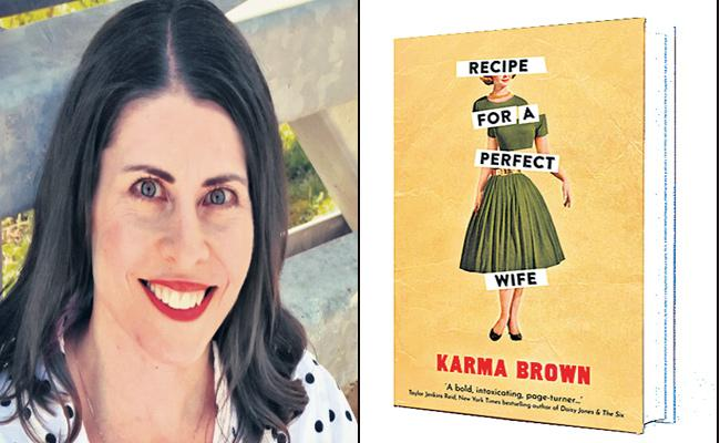 Book Review Of Karma Brown Recipe For A Perfect Wife - Sakshi