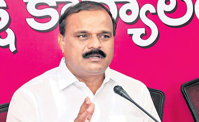 Karne Prabhakar Slams Kishan Reddy - Sakshi