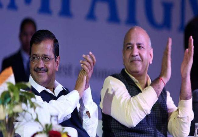 Delhi Cabinet Portfolios Allocated: Manish Sisodia Gets Finance - Sakshi