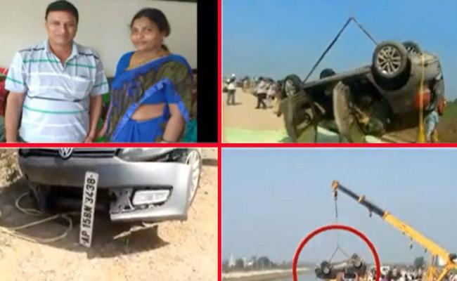 MLA Dasari Manohar Reddy Sister Family Suspicious Death - Sakshi