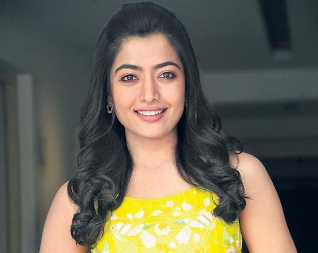 Rashmika Mandanna Interview About Bheeshma Movie - Sakshi