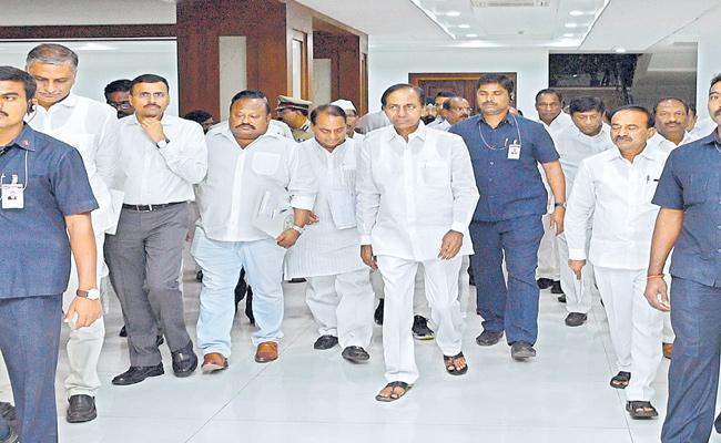 Telangana Cabinet Pass Resolution Against Citizenship Amendment Act - Sakshi