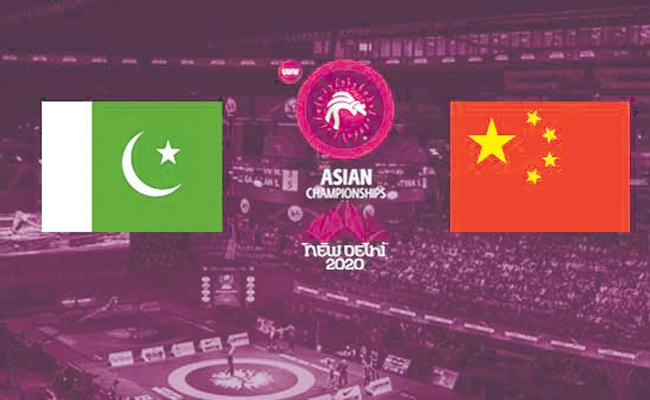 India Granted Visa To Pakistan Wrestlers For Asian Wrestling - Sakshi