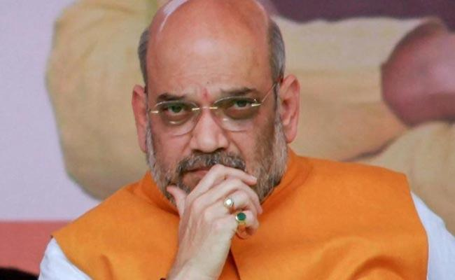 Amit Shah Refuses Appointment To TDP MLCs - Sakshi