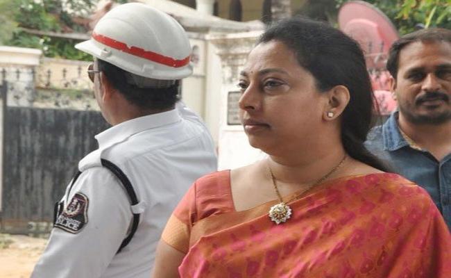 Nandamuri Vasundhara Signature Forgery in HDFC Bank Hyderabad - Sakshi