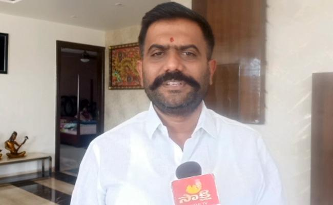 Kethireddy Venkatarami Reddy Slams Chandrababu On Corruption  - Sakshi