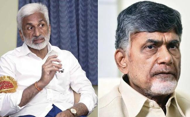 YSRCP MP Vijayasai Reddy hits out at Yellow Media - Sakshi