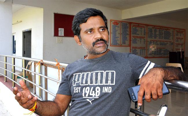Andhra Cricket Association Director Venu Gopal Rao Interview - Sakshi