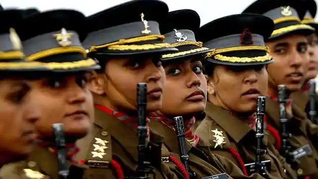 SC Clears Permanent Commission For Women Officers In Indian Army - Sakshi