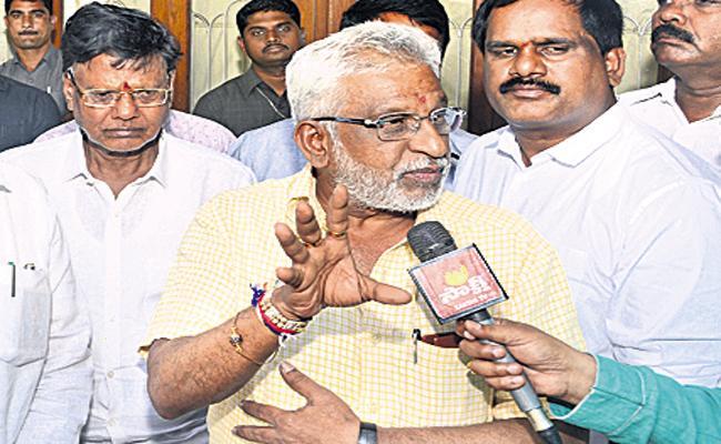 YV Subba Reddy Comments On Chandrababu Scam - Sakshi