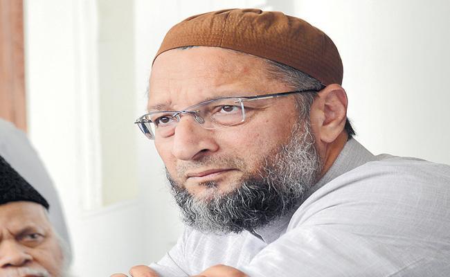 Asaduddin Owaisi Comments On Citizenship Amendment Act - Sakshi