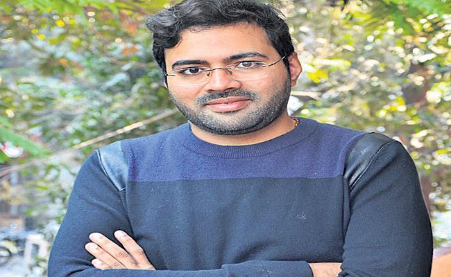 Shekhar Chandra Says Thanks To Rahul Sipligunj And Kasarla Shyam - Sakshi