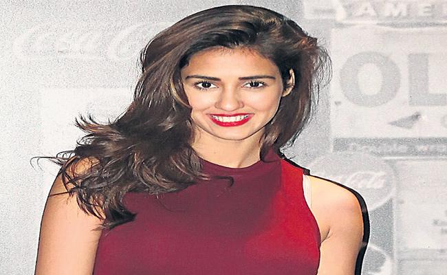 Bollywood Star Disha Patani Wants To Do An Action Movie - Sakshi