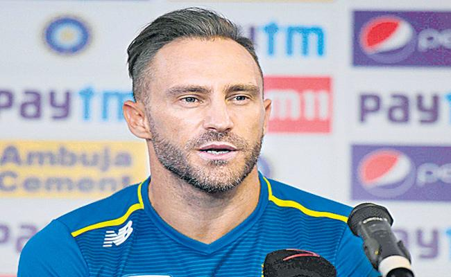 Faf Du Plessis Resigns As Captain Of South Africa Test And T20 Teams - Sakshi