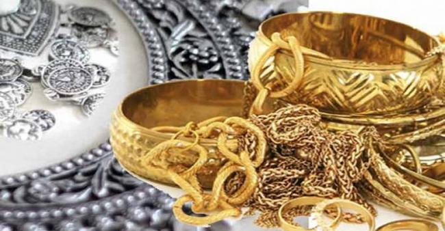 Gold Silver Prices Zoom In Mcx - Sakshi