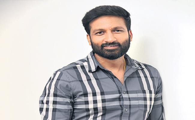 New Movie Coming Up With Combination Of Gopichand And Teja - Sakshi