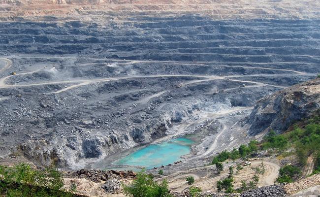 Illegal Granite Mining In Prakasam District - Sakshi