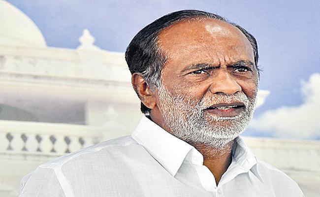 Laxman Comments On KCR - Sakshi