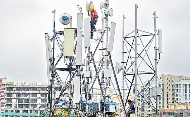 Telecom Companies Paying Dues To RBI - Sakshi