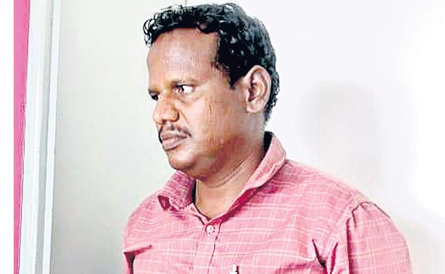 Sadist Bhaskar Real Story Reveals Hyderabad Police - Sakshi