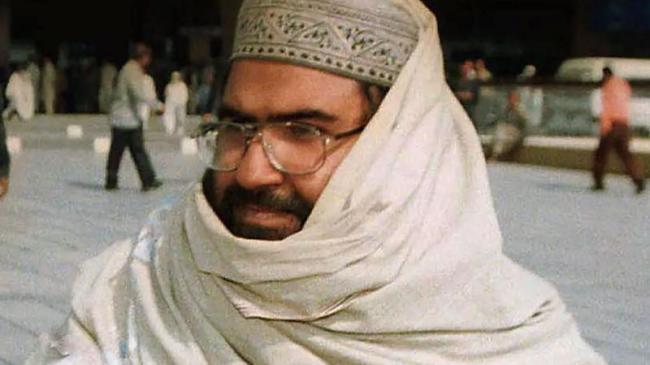 Jaishe Chief Masood Azhar Living In Bomb Proof House In Pakistan - Sakshi