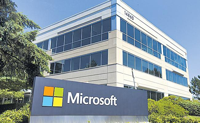 Microsoft Engineering Hub in Noida - Sakshi