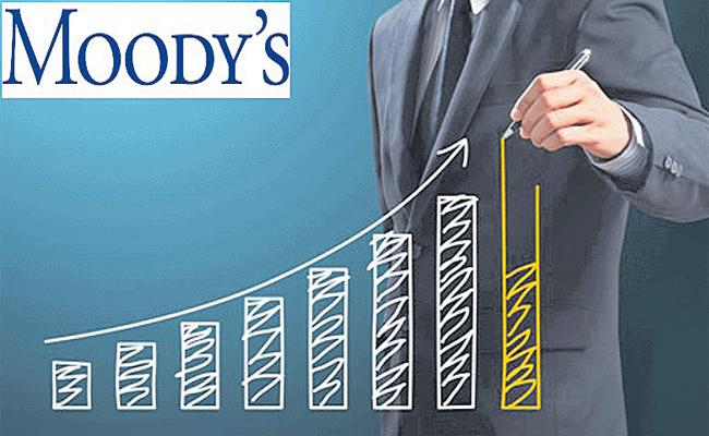Moodys Report on 2020 Indian Growth Rate - Sakshi