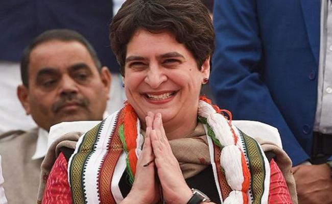 Will Congress Send Priyanka Gandhi to Rajya Sabha - Sakshi