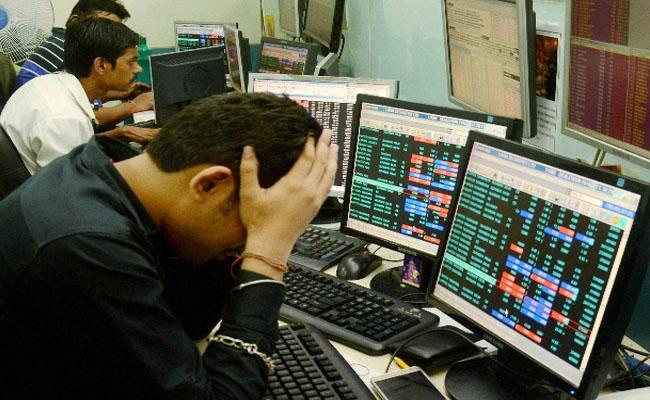 Sensex Nifty Extend Declines To 4th Day - Sakshi