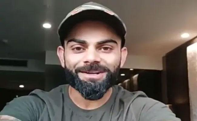 Virat Kohli Says Thanks To His Fans For Reaches 50 Million Followers In Instagram  - Sakshi