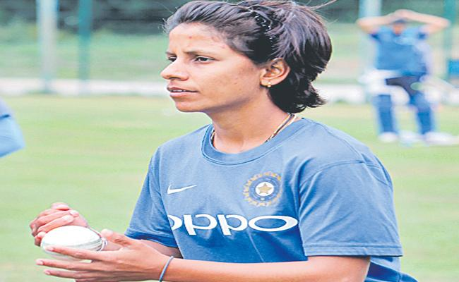 India Women Cricket Team Won Against West Indies In Practice Session - Sakshi