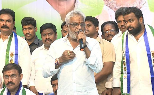 TTD Chairman YV Subba Reddy Slams On Chandrababu Naidu And TDP In East Godavari - Sakshi
