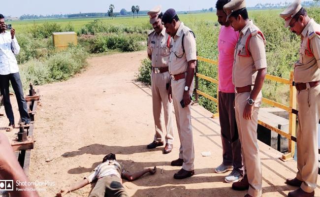 Auto Driver Murdered in Sangam SPSR Nellore - Sakshi