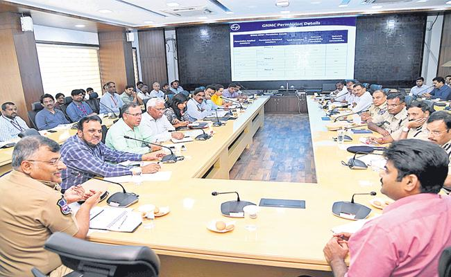 No Road Cutting After May 15th GHMC Deadline - Sakshi
