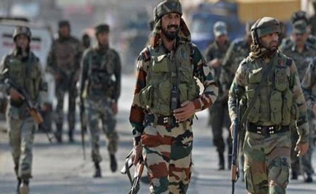 3 Terrorists Killed In Encounter With Forces In JKs Tral - Sakshi