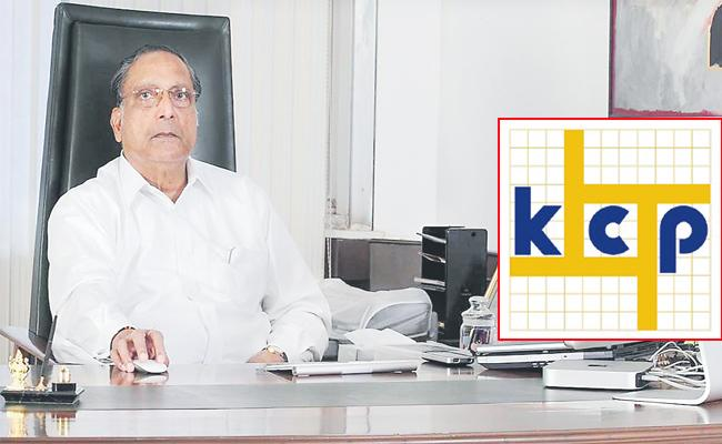 KCP Group Chairman VL Dutt  Died With Heart Stroke in Tamil nadu - Sakshi
