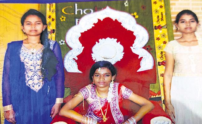 Disappearance of the three sisters in Visakhapatnam - Sakshi