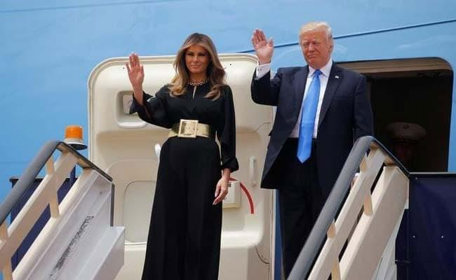 Trump Visit To India For Biggest Cricket Stadium And Tajmahal - Sakshi