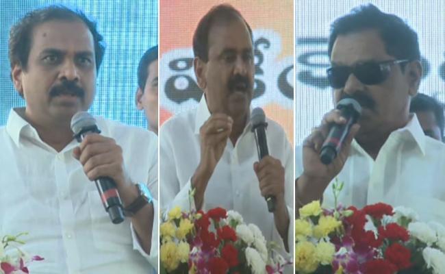 Bhumana Karunakar Reddy Speech In Praja sadassu At Naravaripalle - Sakshi