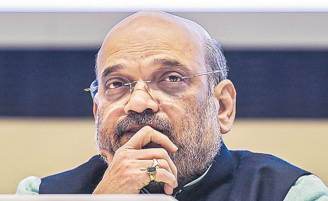 Amit Shah to the state on March 15th - Sakshi