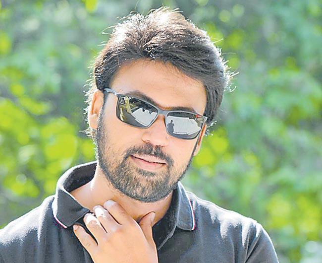 Laksh Chadalavada at Valayam Movie Interview - Sakshi