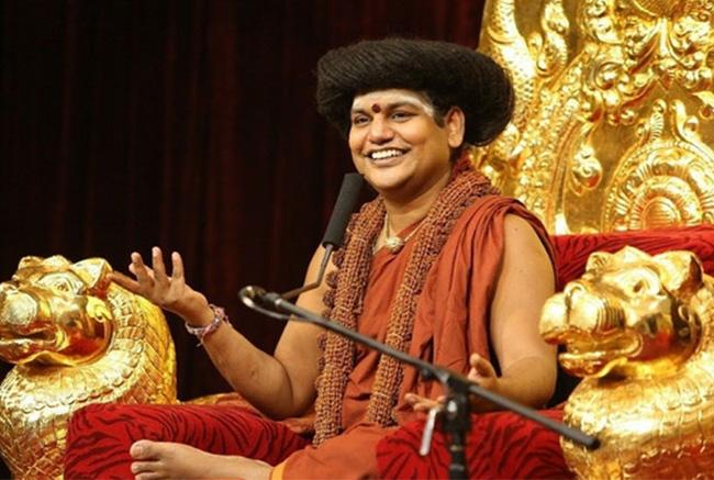 Ramanagra Court Issued Arrest Warrant Against Godman Nithyananda - Sakshi