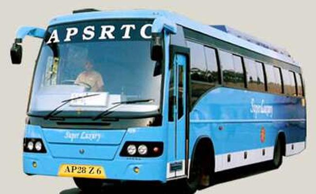 Mobile ticketing will be available soon at APSRTC - Sakshi