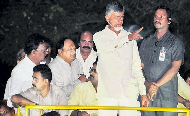 Chandrababu Comments On YS Jaganmohan Reddy - Sakshi
